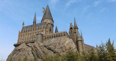 château Harry Potter
