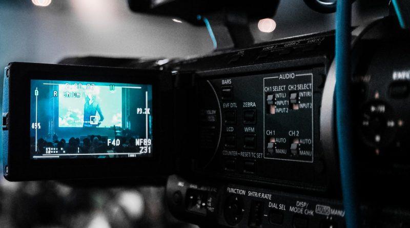 Un casting avec caméra