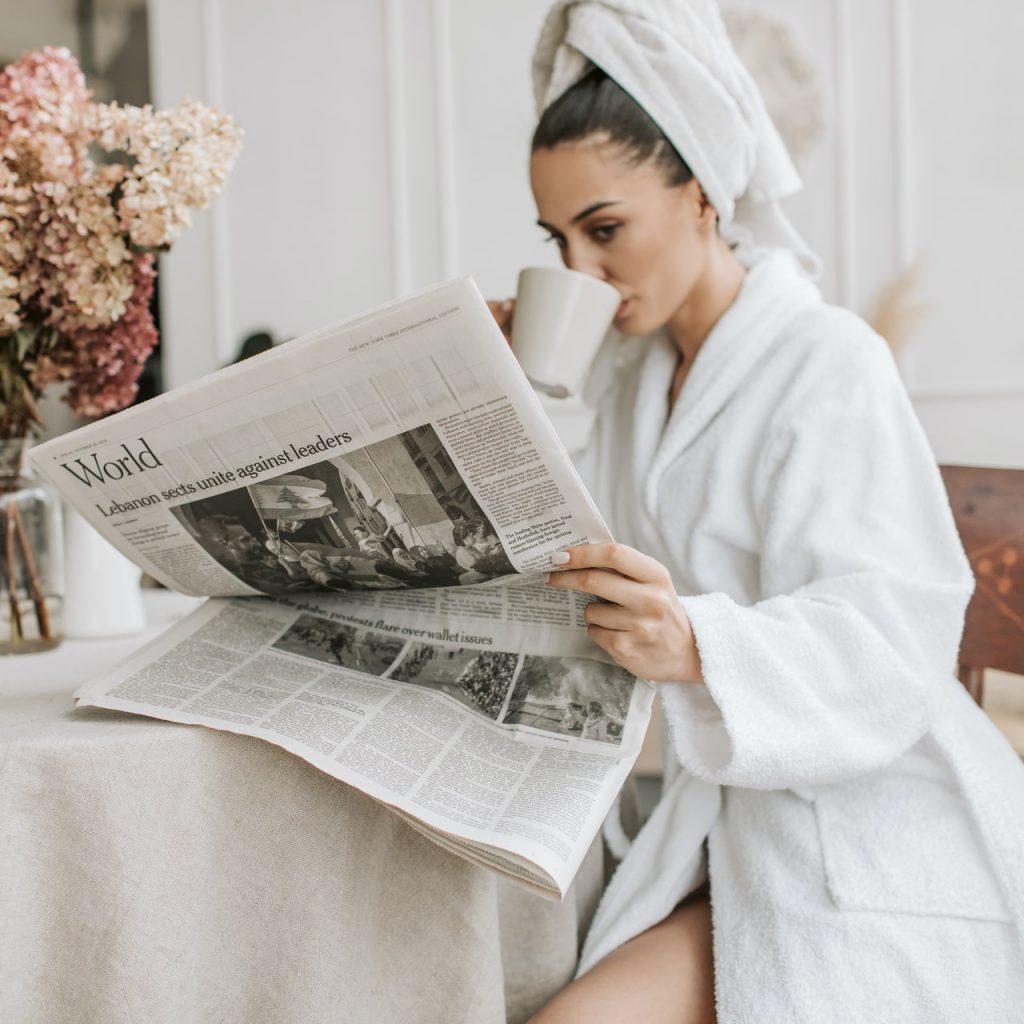Consulter quotidiennement les annonces de castings dans les journaux spécialisés