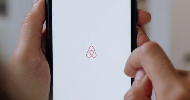 Airbnb sur téléphone